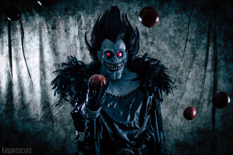 This Incredible Death Note Cosplay Should Hold You Off Until Adam