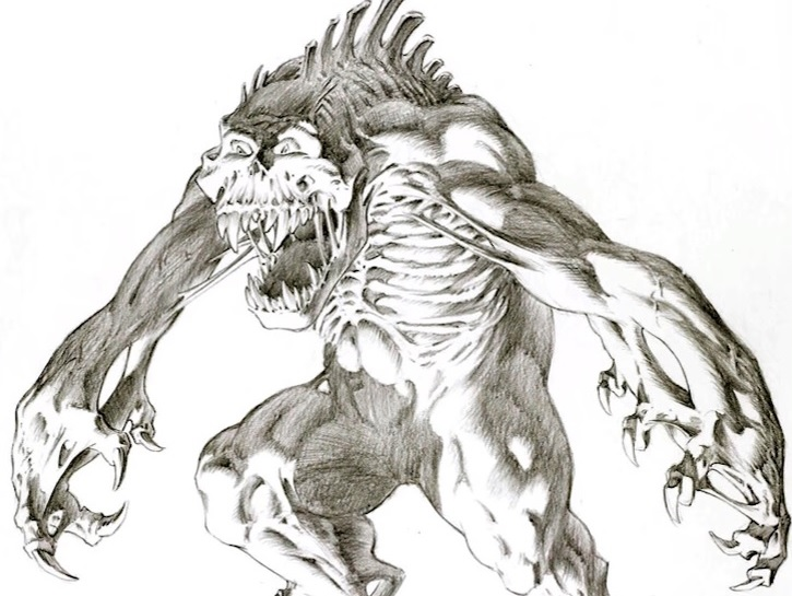 Have You Ever Seen Bernie Wrightson S Ghostbusters Concept Art