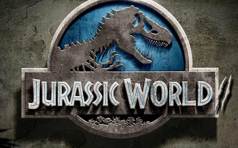 jurassic world 2 behind the scenes shot teases old school