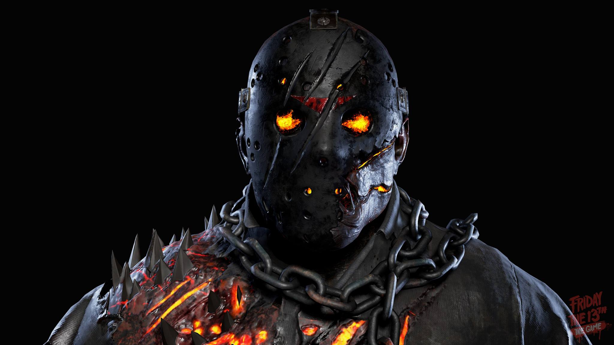 Friday The 13th Game Wallpaper: Here's The Hellish New Jason Designed By Tom Savini For