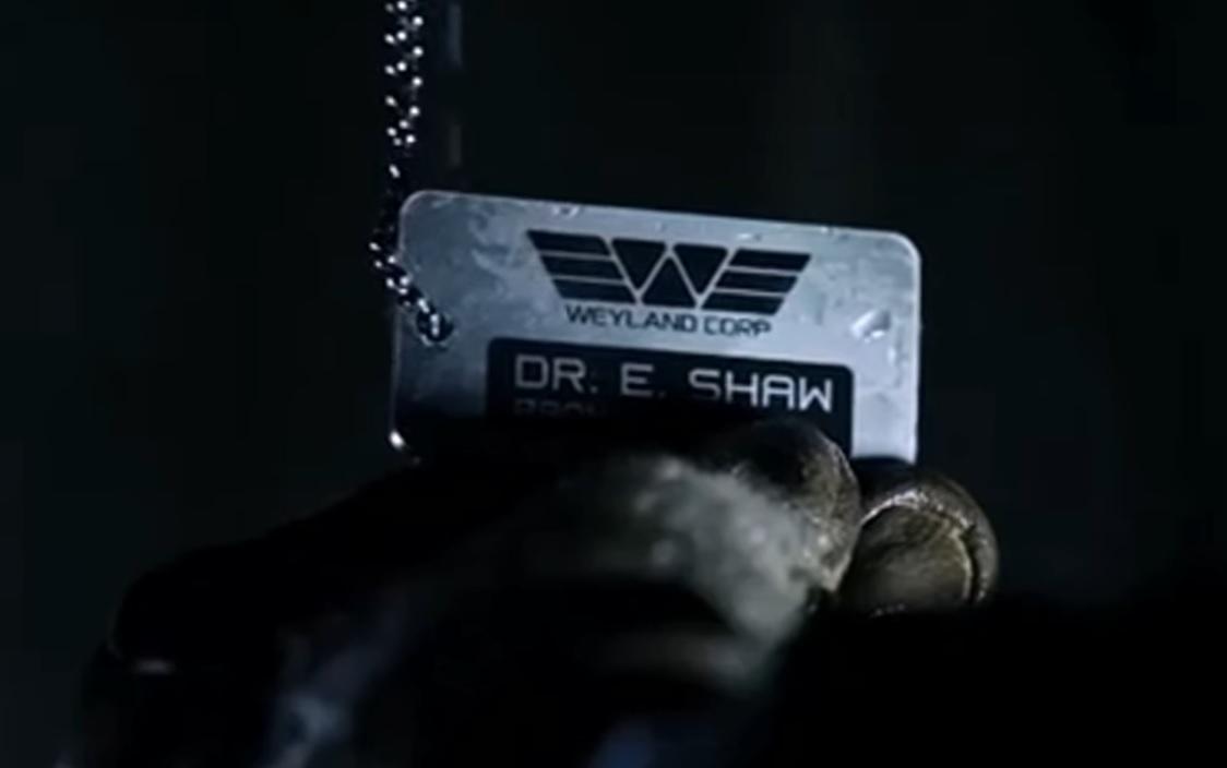 Strange New 39 Alien Covenant 39 Tv Trailer Teases The Return