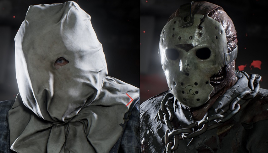 Halloween Costume Jason Friday 13th.Check Out Stat Screens For Every Playable Jason In Friday The 13th