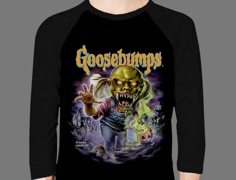 The Fright Rags 'Goosebumps' Collection Brings Nostalgia to