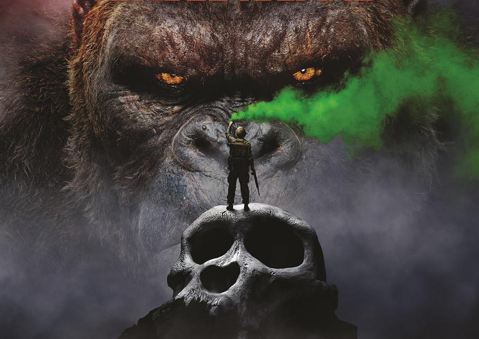 Kong Review Skull Island