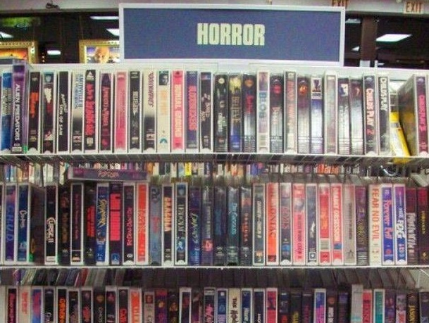 What Was The Final Horror Film Officially Released On Vhs