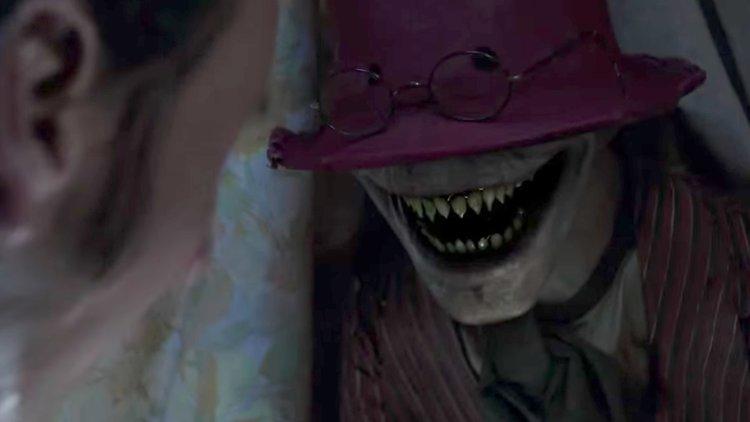 No the crooked man wasn 39 t cgi in 39 the conjuring 2 - La tavola ouija film ...