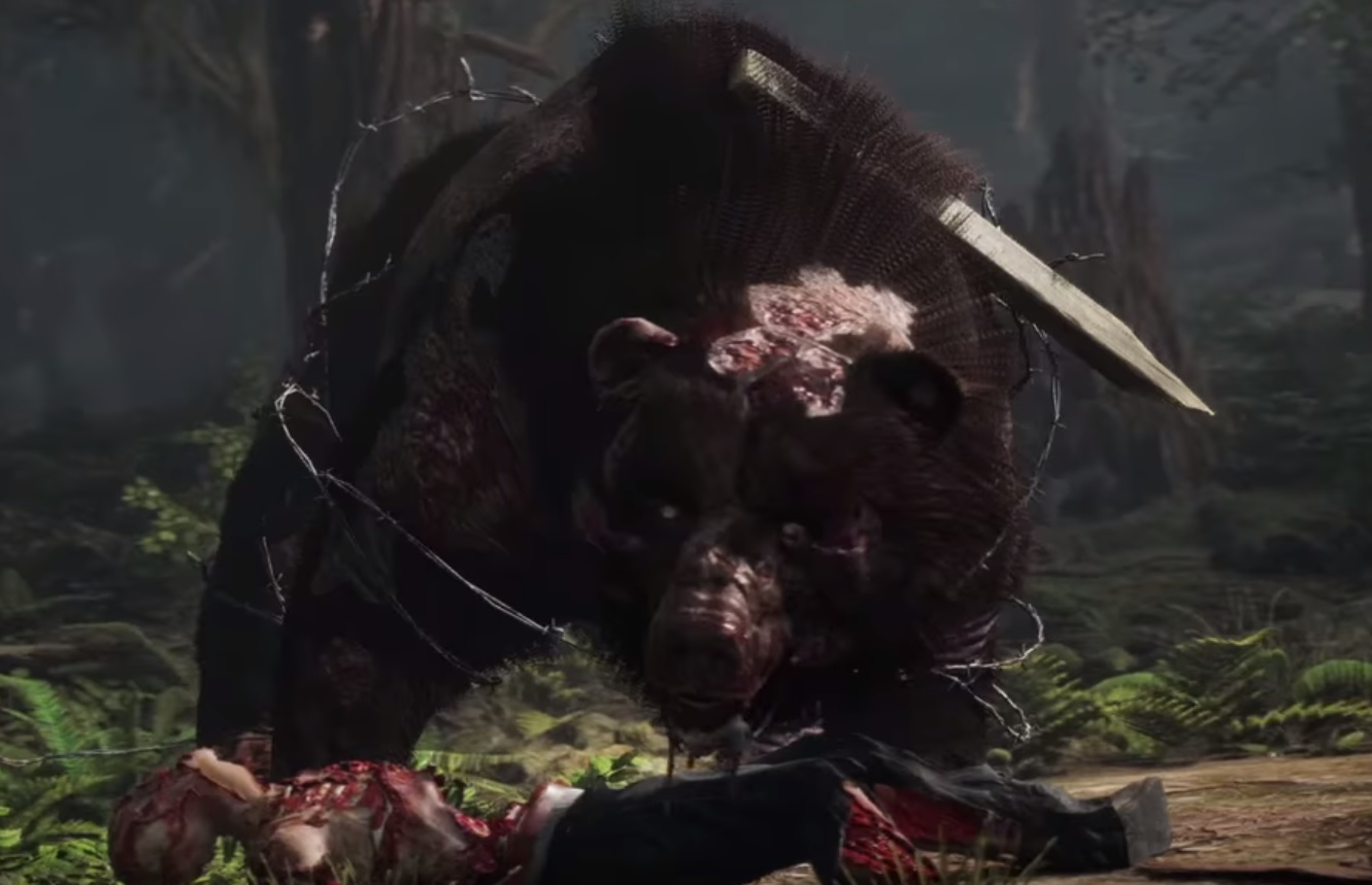 Video There Are Insane Zombie Bears In Ps4 Game Days Gone
