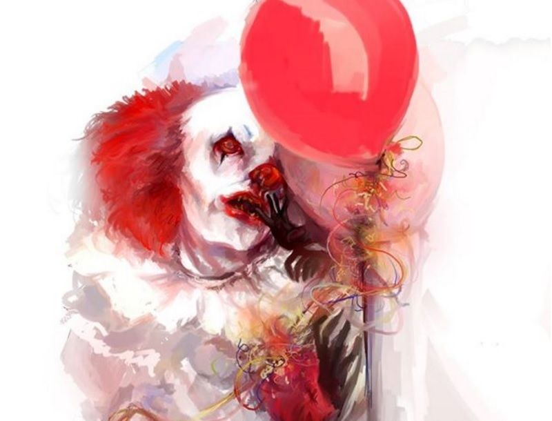 check out the best entries to the official it fan art contest