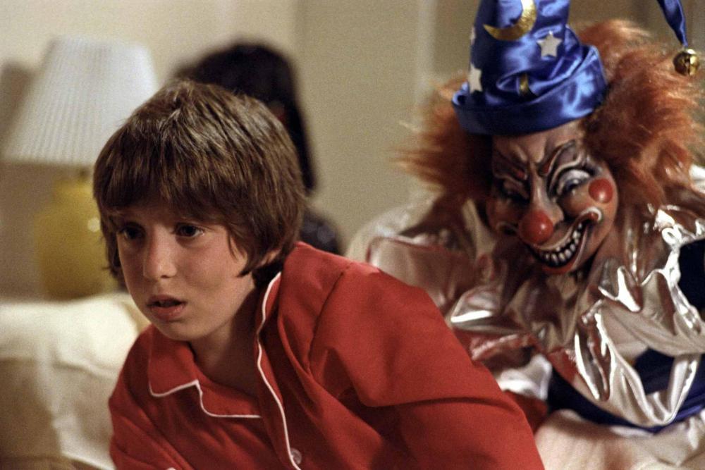 Original Poltergeist Star Oliver Robins Directing Horror Film