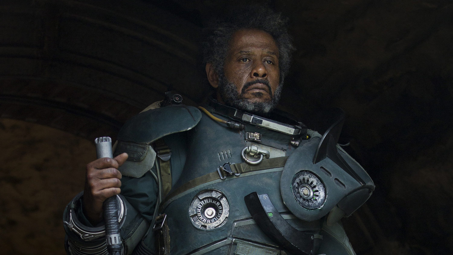 Forest Whitaker ROGUE ONE via Disney