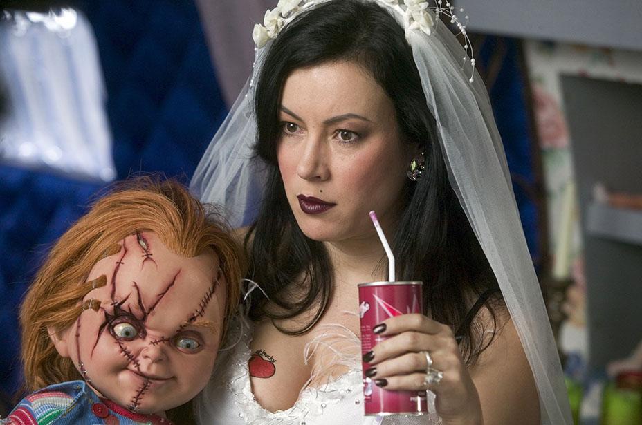 chucky cartoon jennifer tilly scene of bride