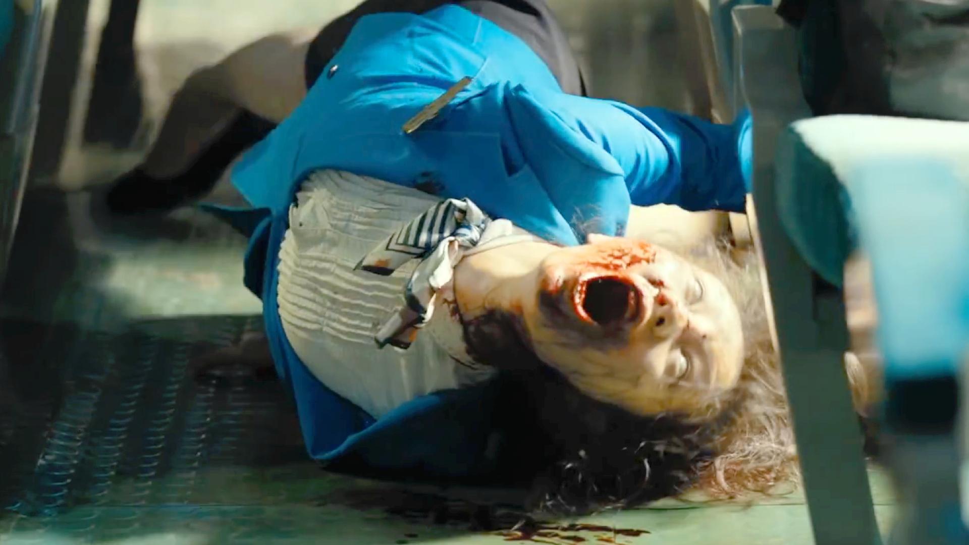 Kết quả hình ảnh cho train to busan zombie