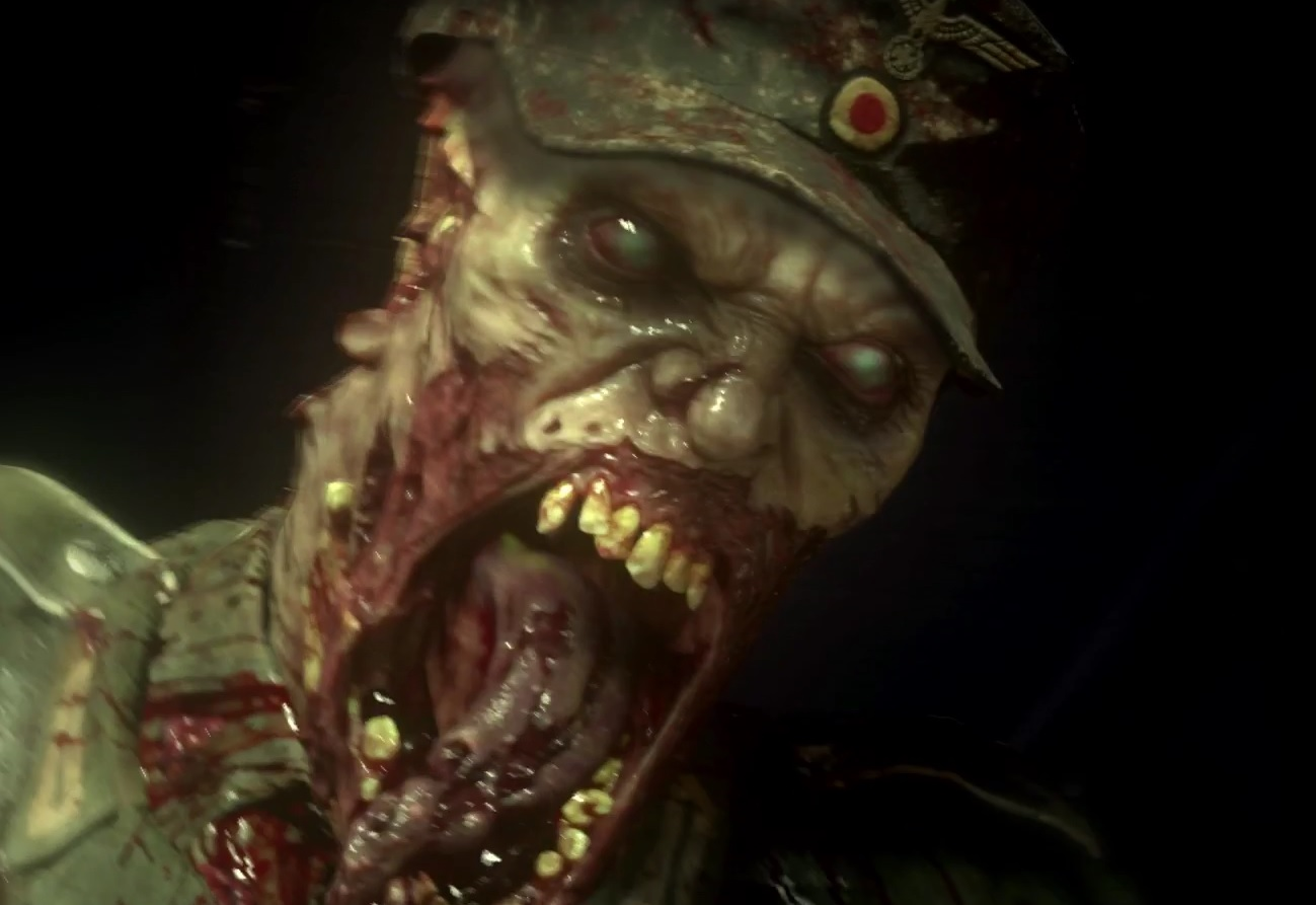 Call Of Duty Ww2 Zombies Wallpaper: 'Call Of Duty: WWII' Nazi Zombies Trailer Is Crazy