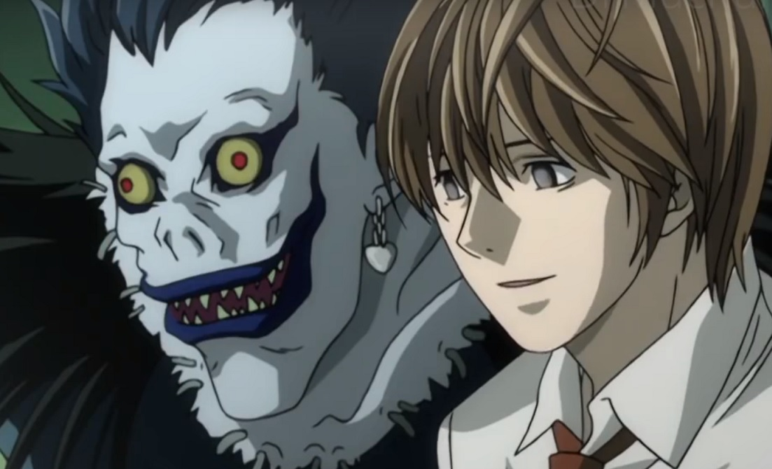 Animated Death Note Characters React To Netflix S Death