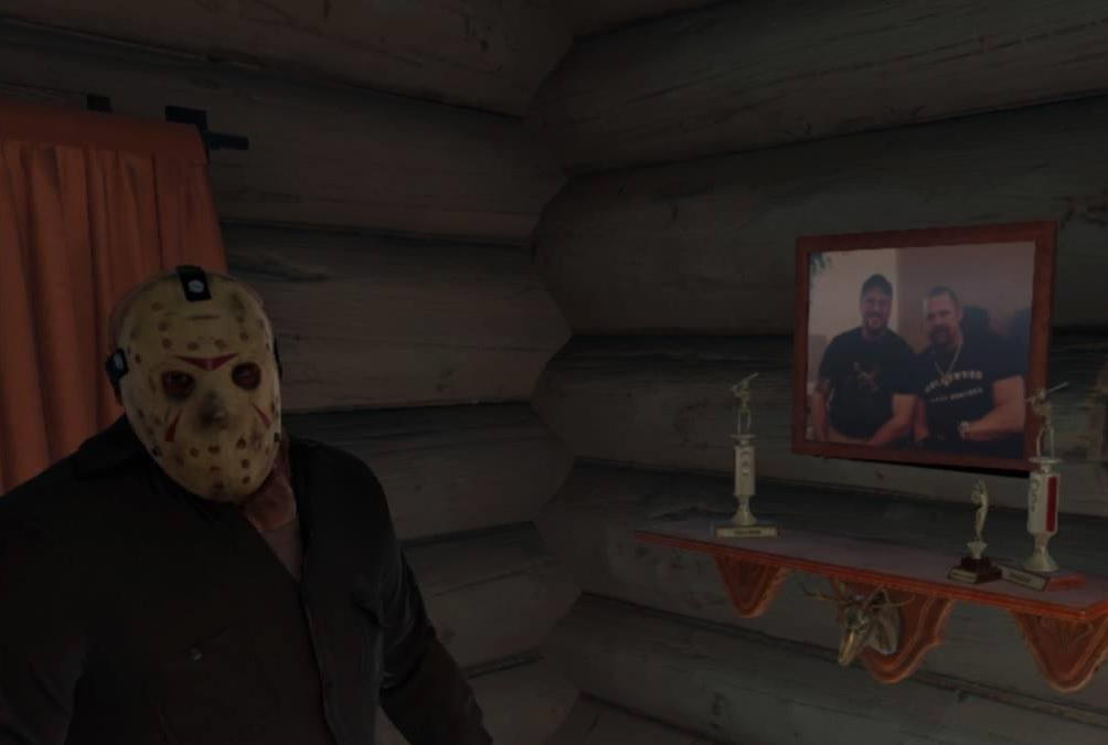 coolest easter eggs we ve found in friday the 13th the game
