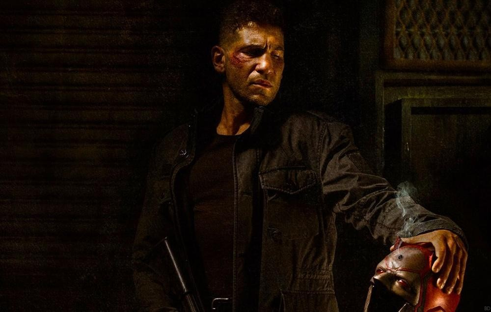 Official Logo Revealed For Netflix S Quot The Punisher