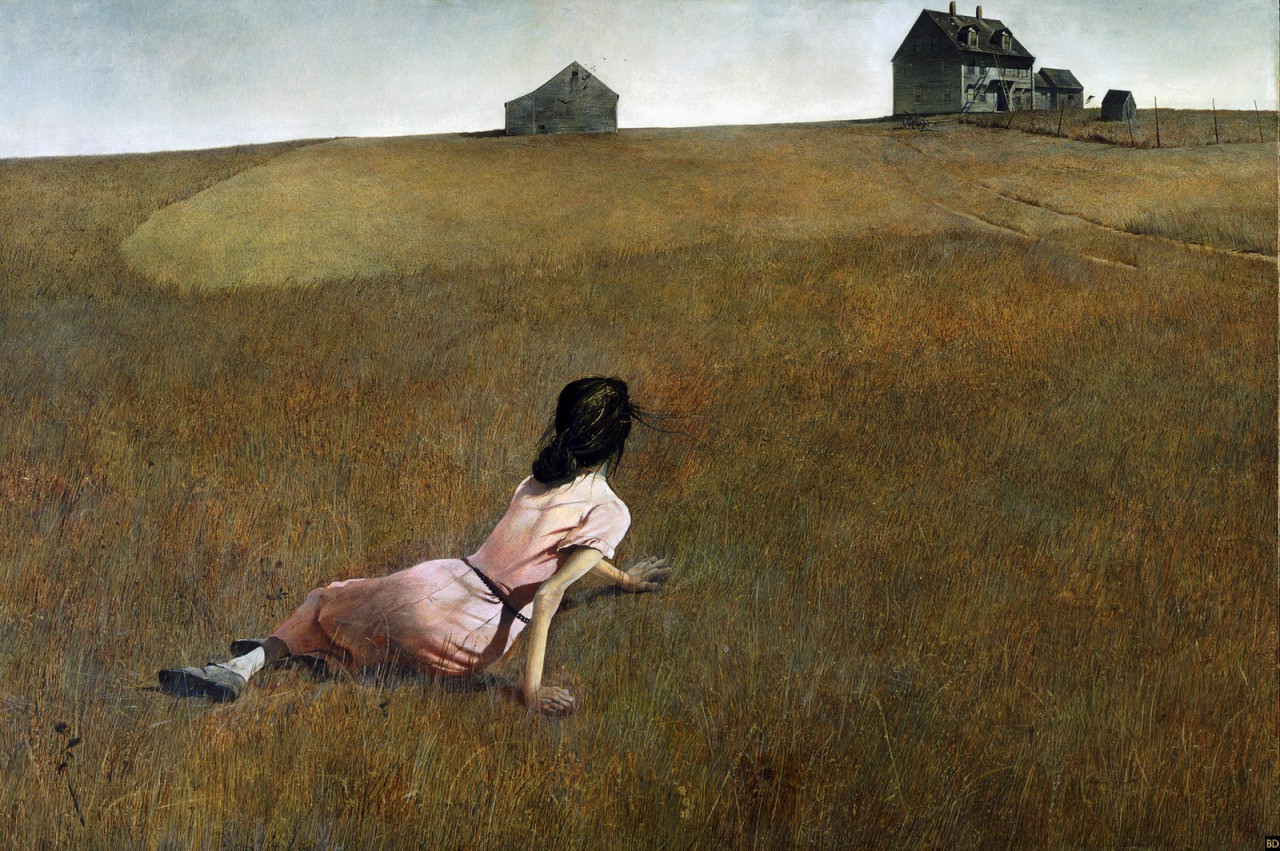 Painting that Inspired 'Chain Saw Massacre' Being