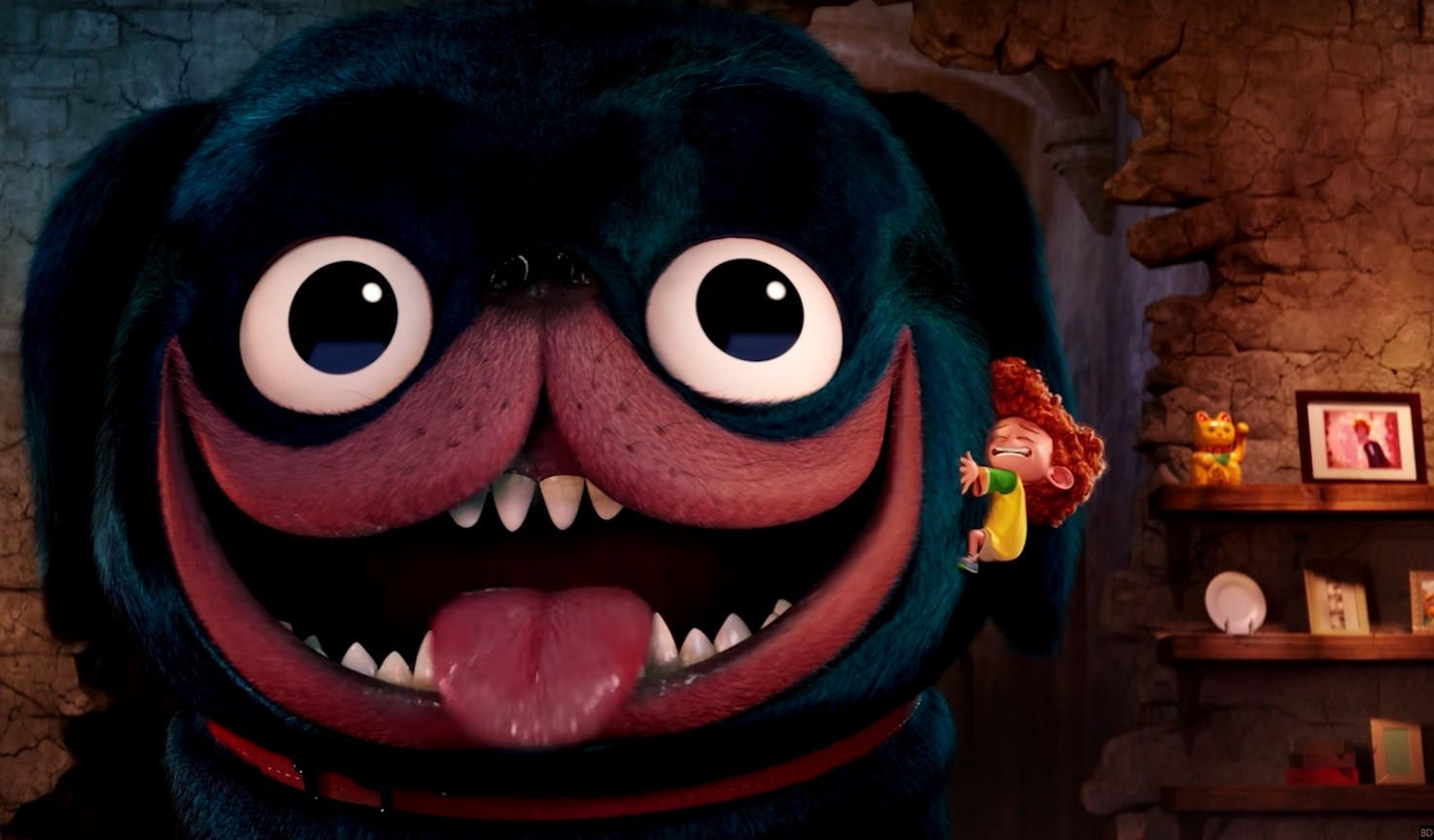 First Look at New 'Hotel Transylvania' Short Film 'Puppy!' - Bloody