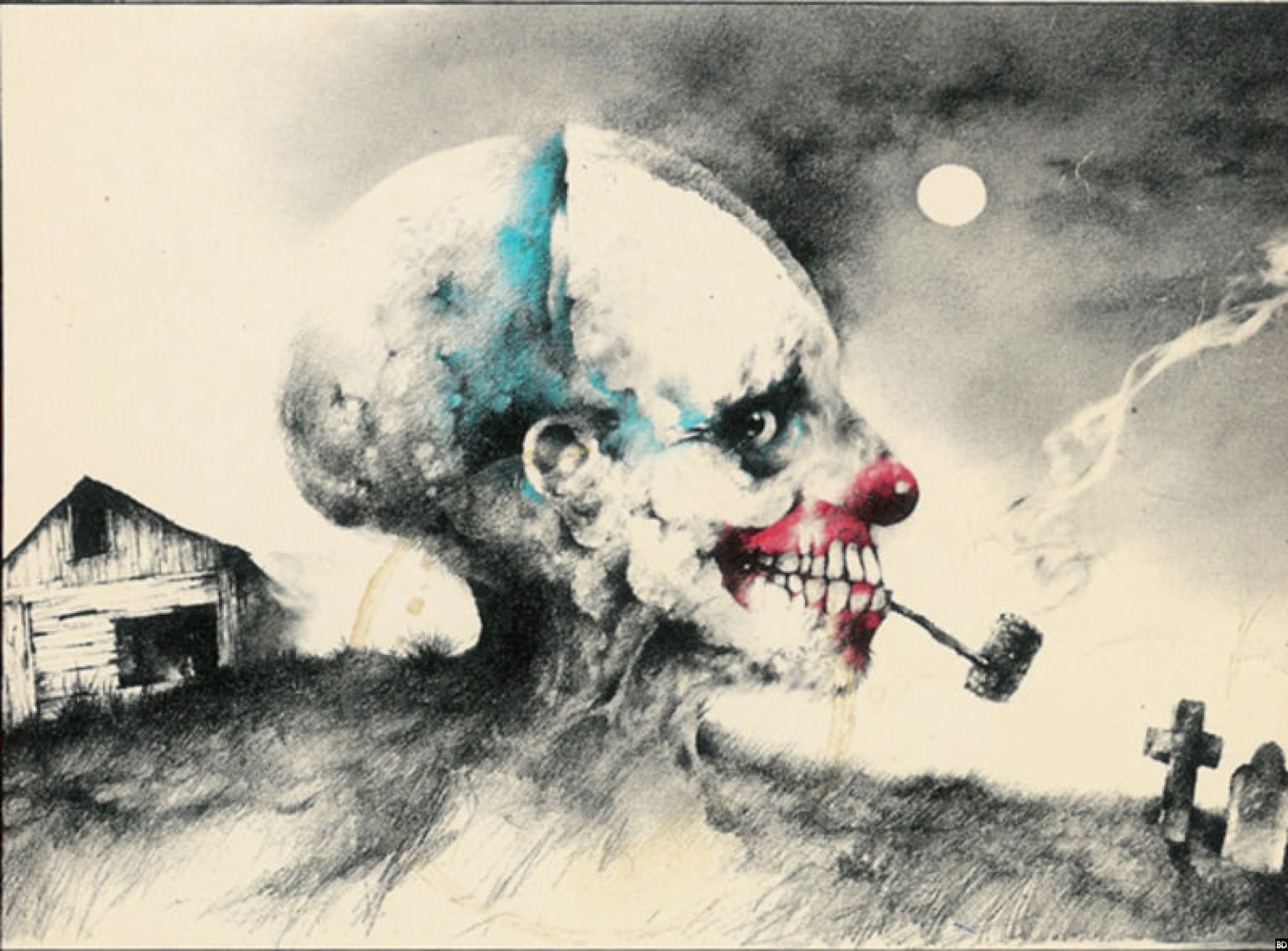 Original Scary Stories Books Were Just Re Released With Original