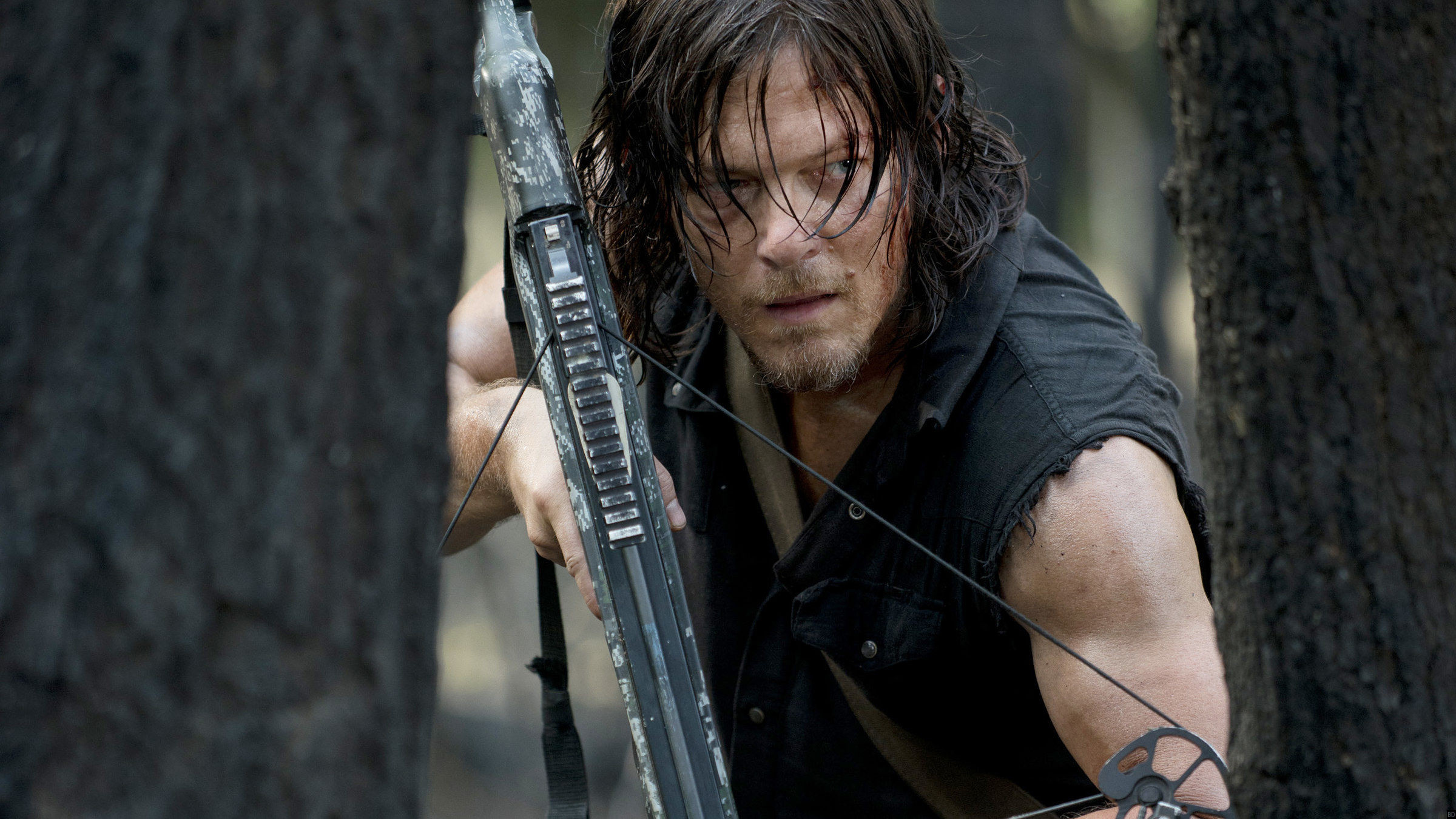 here s how norman reedus would write daryl dixon s death scene