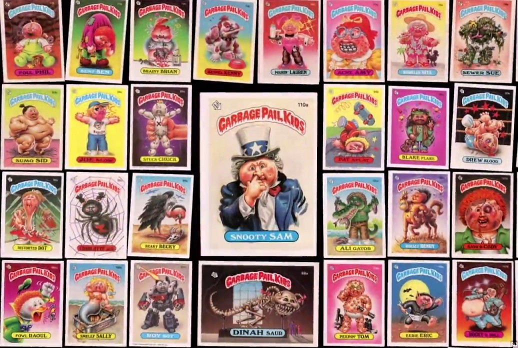 d6c0b9551b8 Unpeel the New Trailer for Documentary  The Garbage Pail Kids Story ...