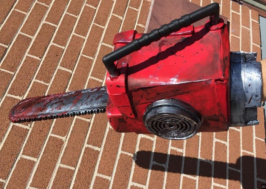 Make Your Own Evil Dead 2 Chainsaw Hand For 20 Bloody Disgusting