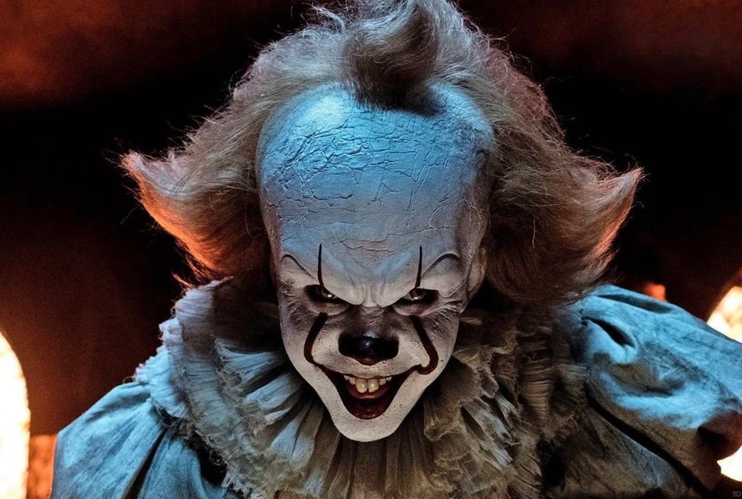 High Res Full Version Of New Pennywise Image Is The Best