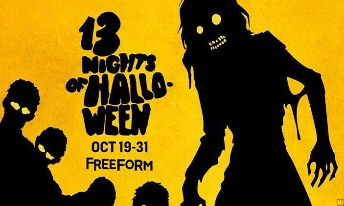 here 39 s the schedule for freeform 39 s annual 39 13 nights of halloween 39 bloody disgusting. Black Bedroom Furniture Sets. Home Design Ideas