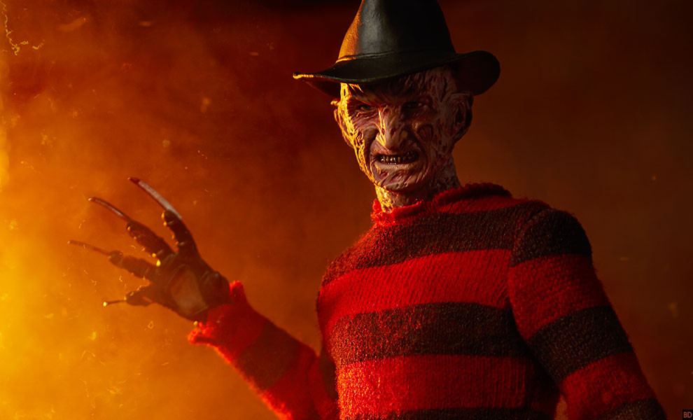 Sideshow S Limited Edition Freddy Krueger Figure Revealed