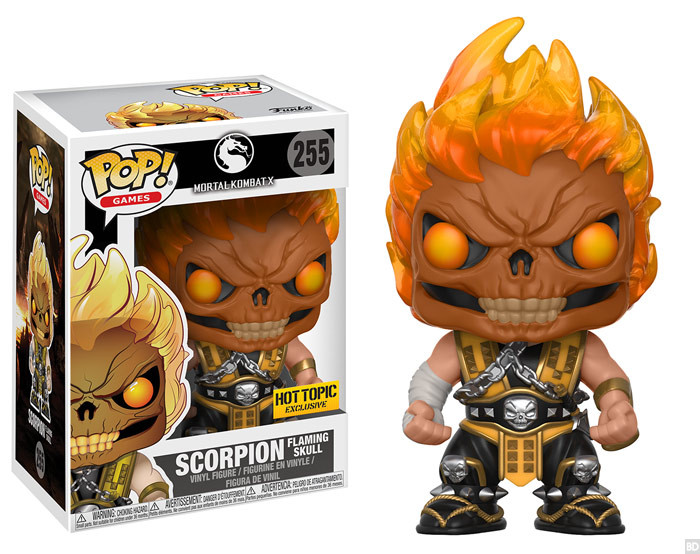 Funko Finally Made Mortal Kombat Pop Toys And They Re