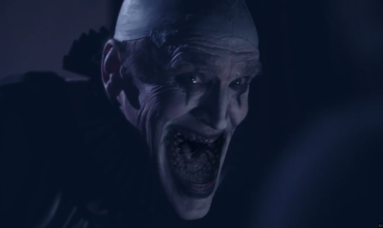 Exclusive new trailer for bill moseley killer clown for Killer clown movie