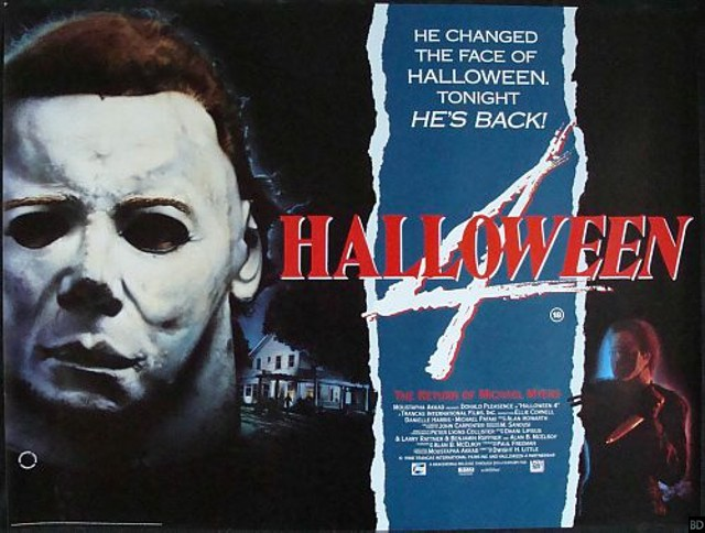 Halloween 2018 Movie Poster: 10 Fun Facts You May Not Know About 'Halloween 4: The