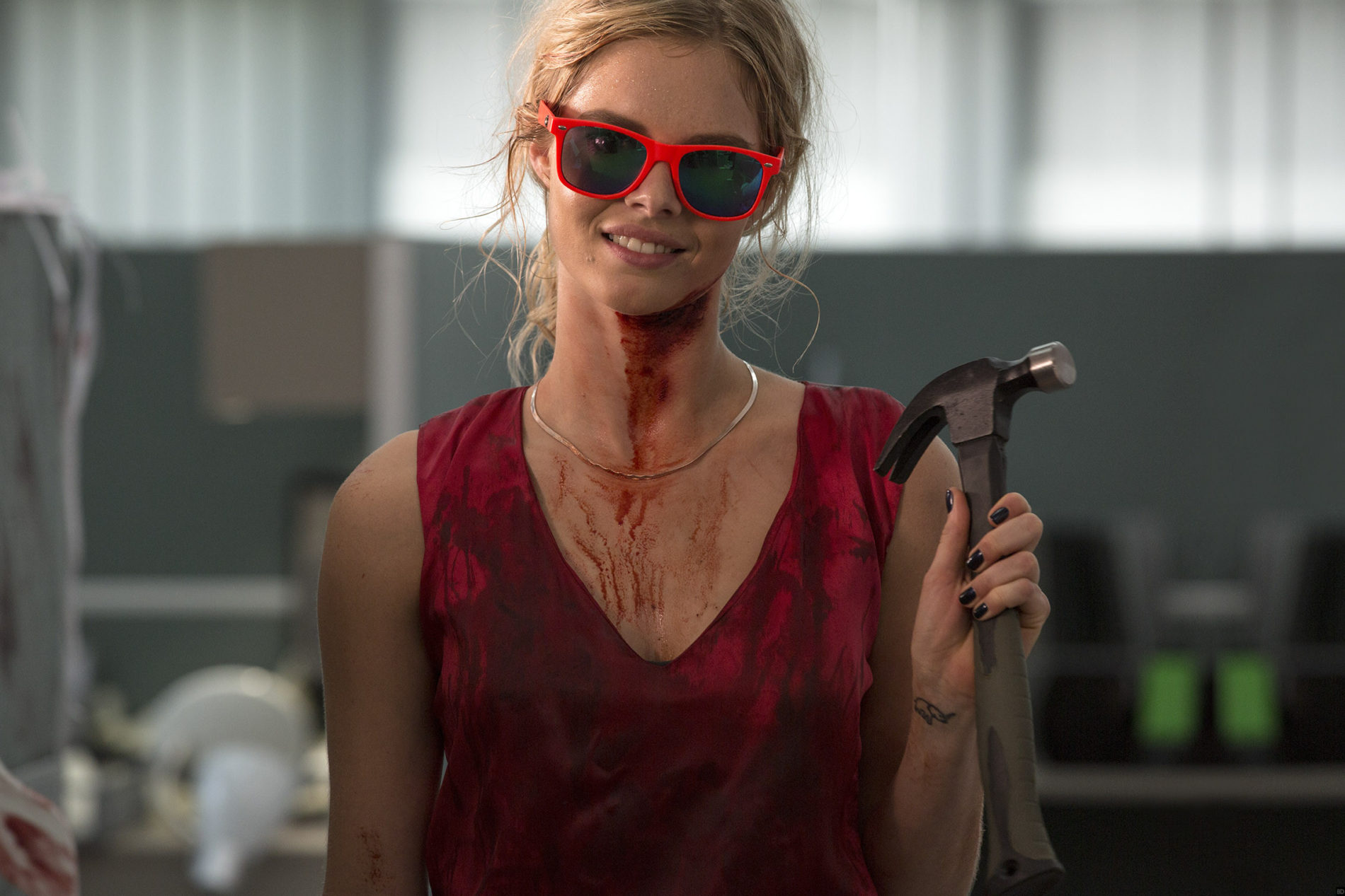 Mayhem' Star Samara Weaving Has Been Cast as Bill's Daughter