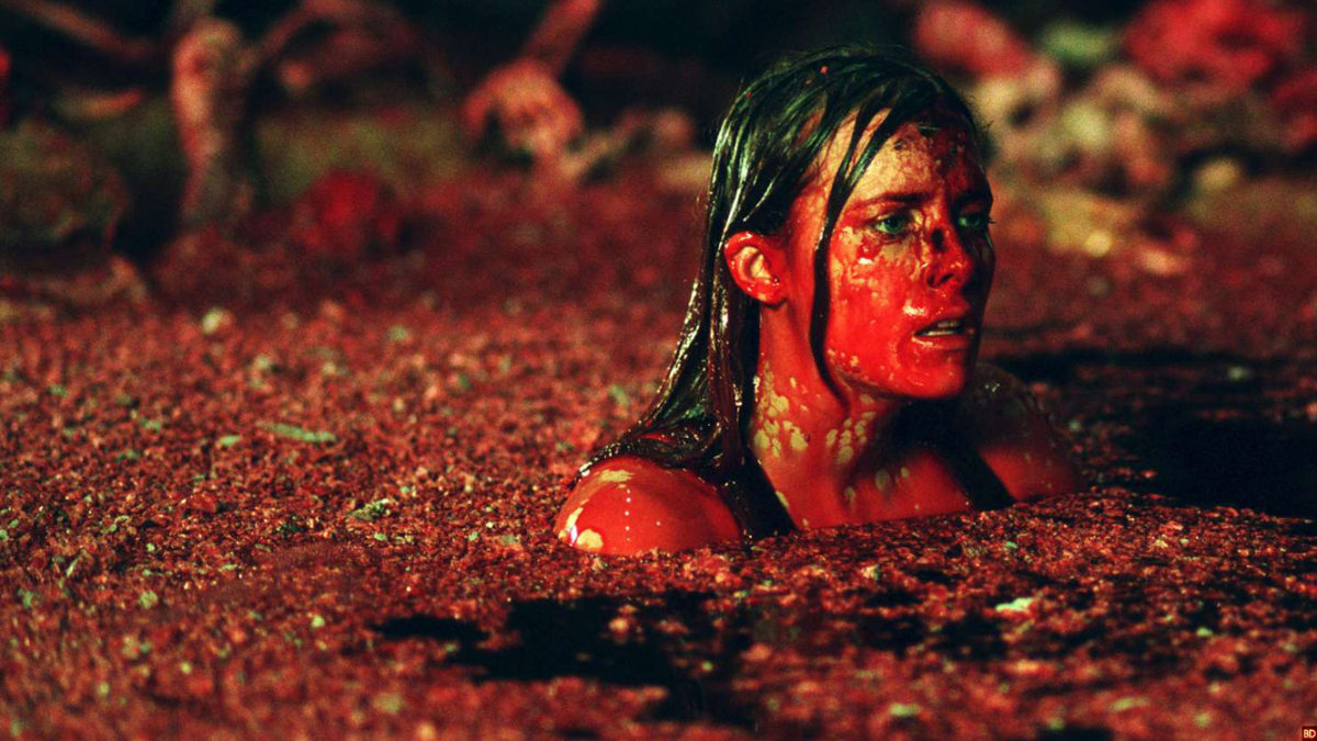 Blood Baths, Crawlers, and the Dual Meaning Behind 'The Descent' [Butcher  Block] - Bloody Disgusting