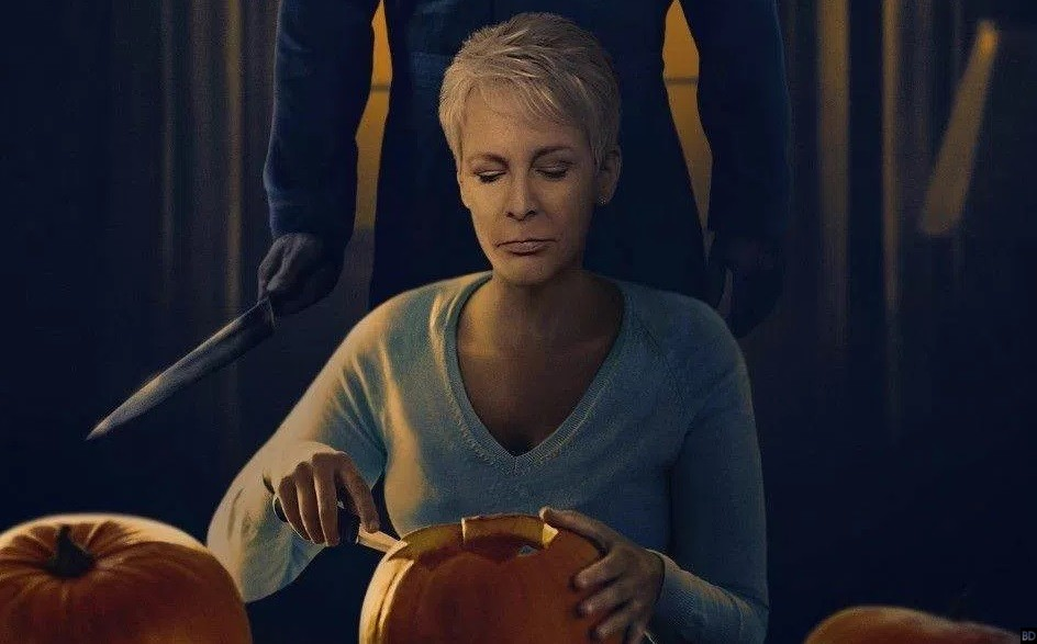 Halloween 2018 Fan Poster.Awesome Halloween Fan Poster Reunites Laurie And Michael