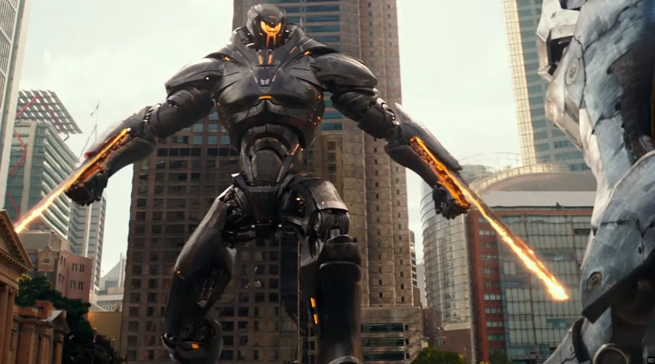 An Epic New War Begins in Action Packed 'Pacific Rim ... Pacific Rim