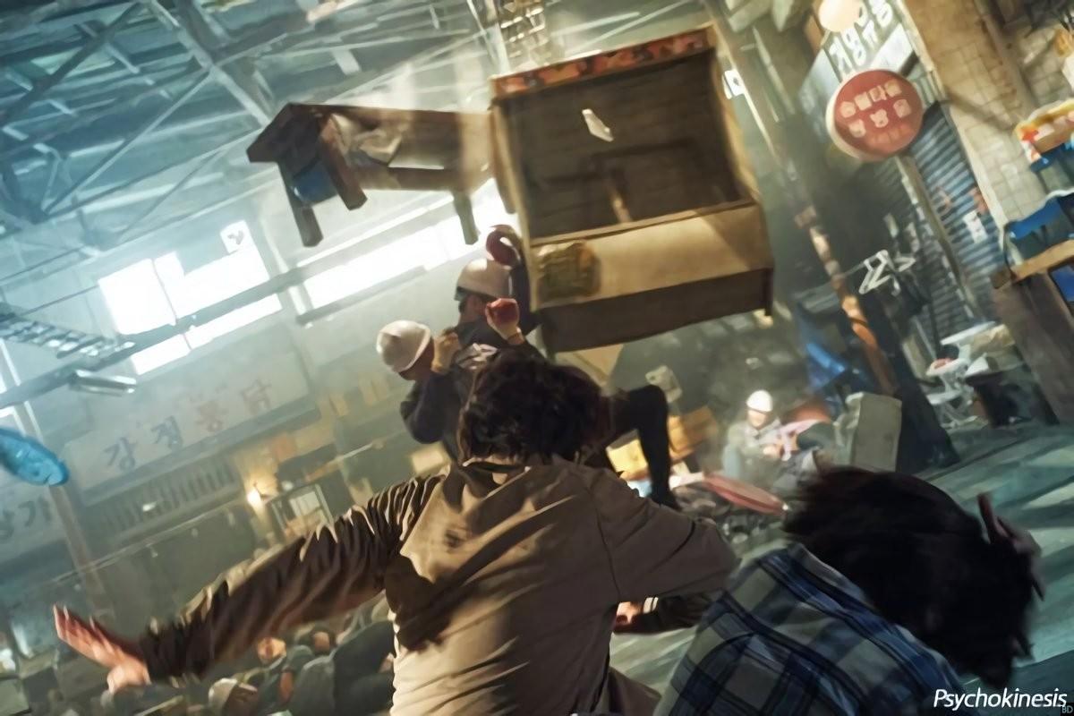 Train to Busan' Director Has 'Psychokinesis'! - Bloody