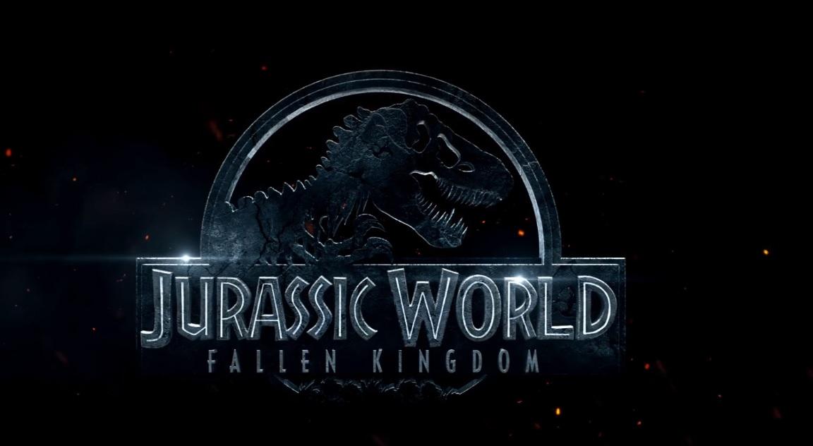 update the jurassic world fallen kingdom trailer