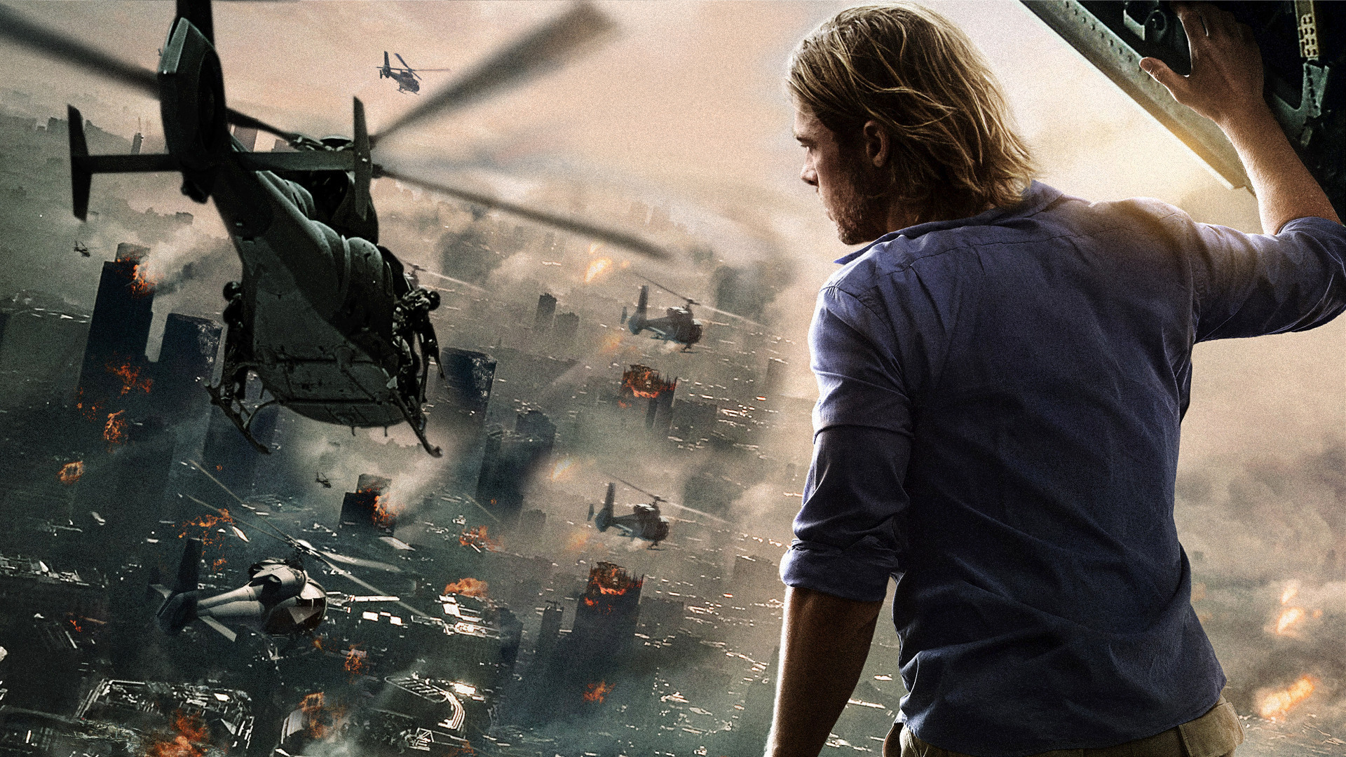 David Fincher Updates on Status of 'World War Z' Sequel