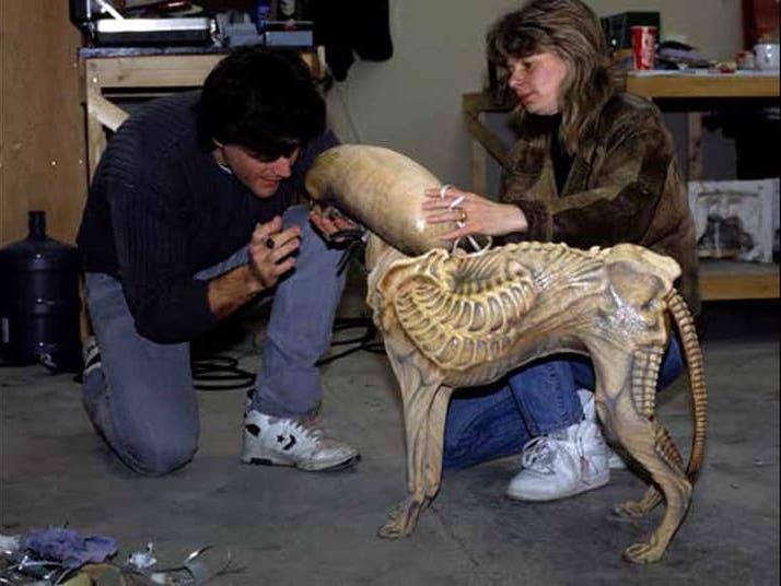 Watch An Effects Studio Turn A Dog Into An Alien3