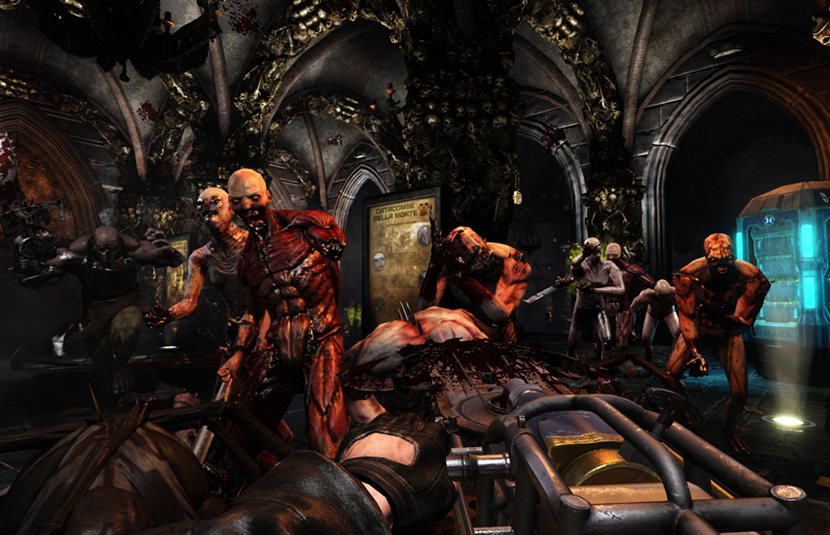 Battle Krampus In The Killing Floor 2 Holiday Update