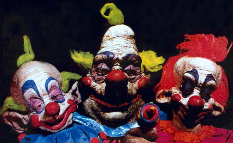 Arrow Video Bringing Killer Klowns To Blu Ray With Brand New