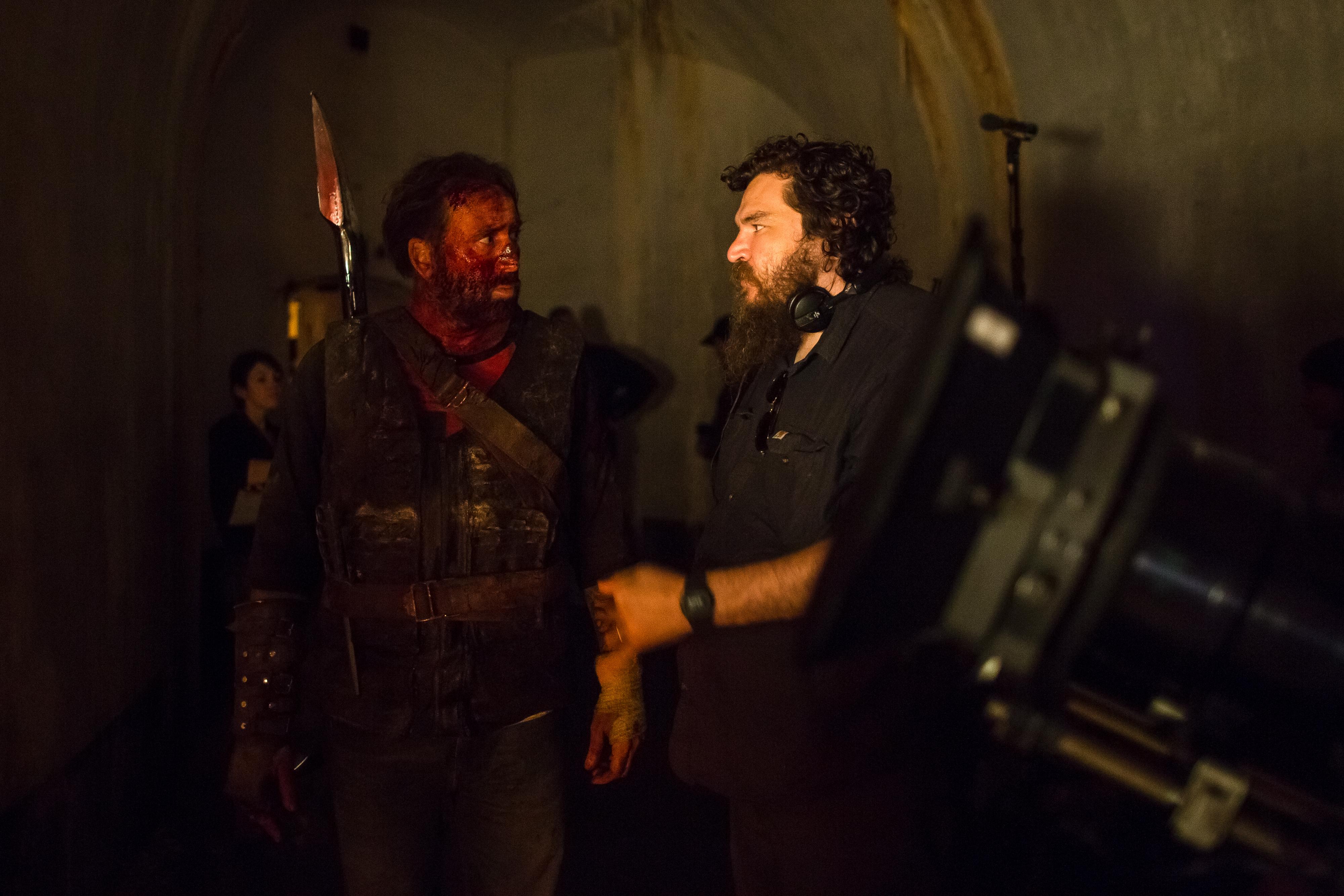 MANDY Nicolas Cage and Panos Cosmatos