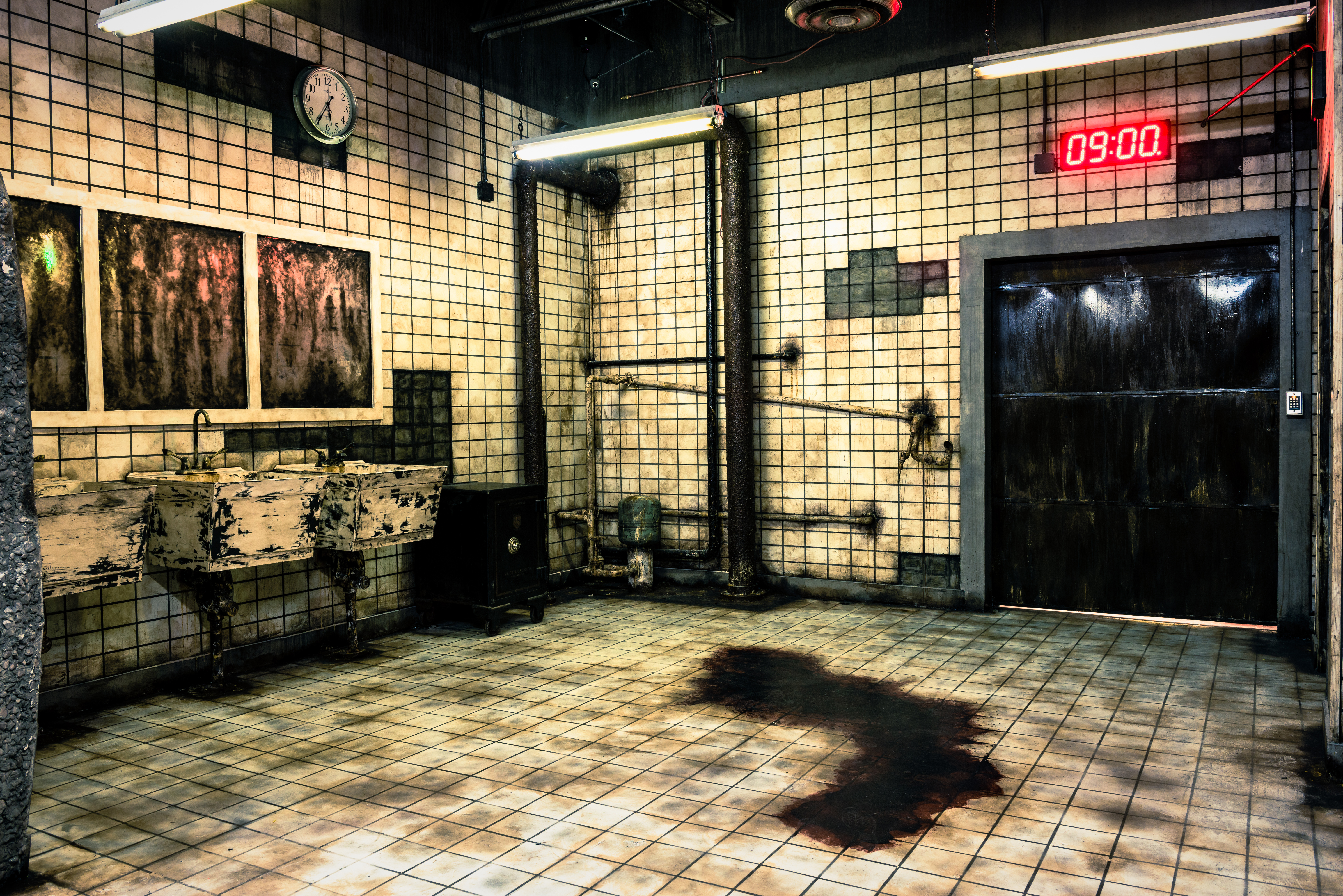 Event Report] The Official Las Vegas \'Saw\' Escape Room - Bloody ...