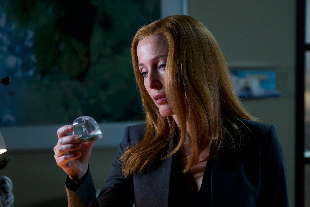 The X-Files 1105-2