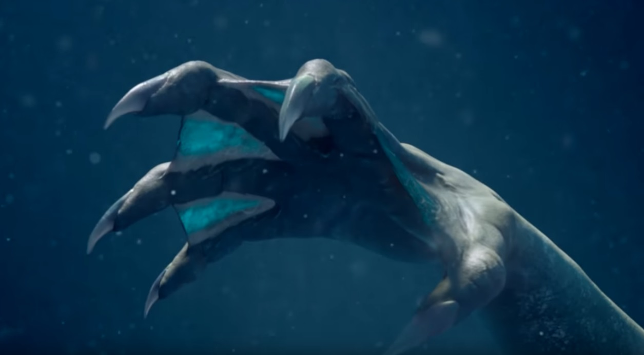 New Teaser For Freeforms Killer Mermaid Series Siren Shows Its - Free form