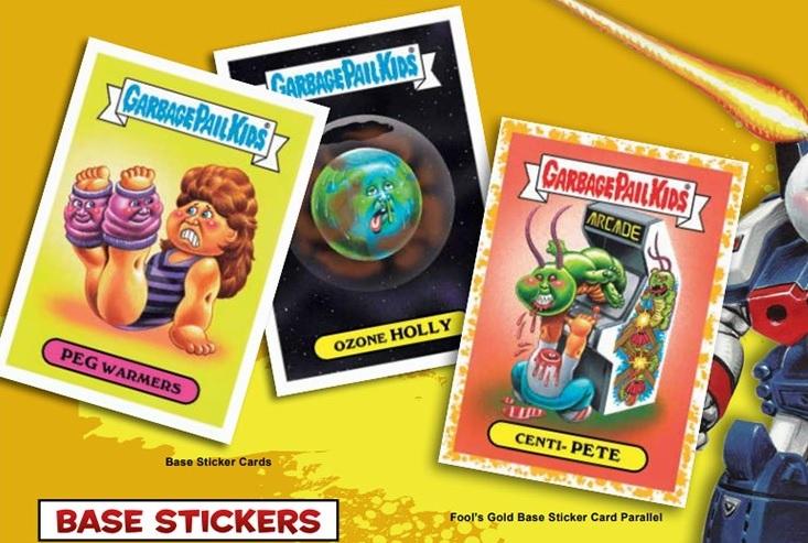 7474508e285 New  Garbage Pail Kids  Series