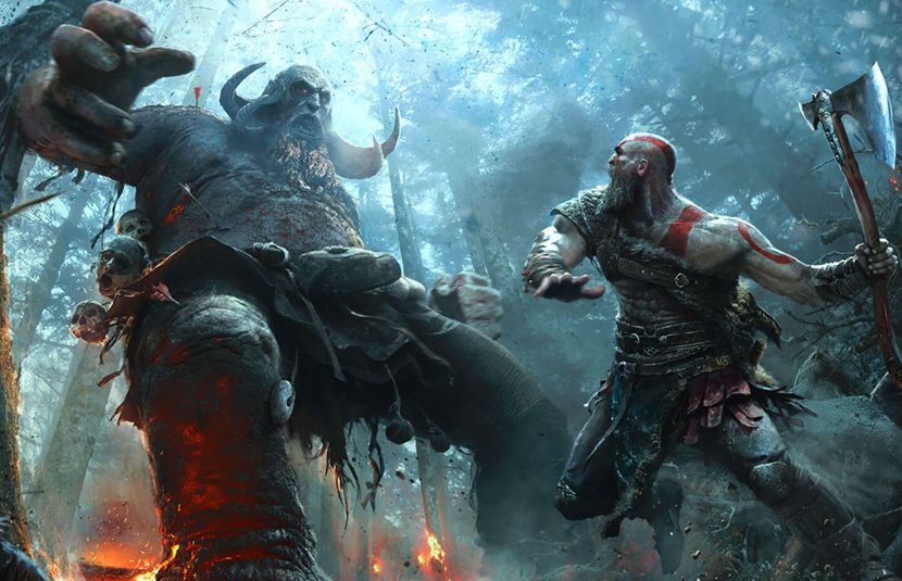Next 39 god of war 39 games to possibly focus on mayan - God of war wallpaper for ps4 ...