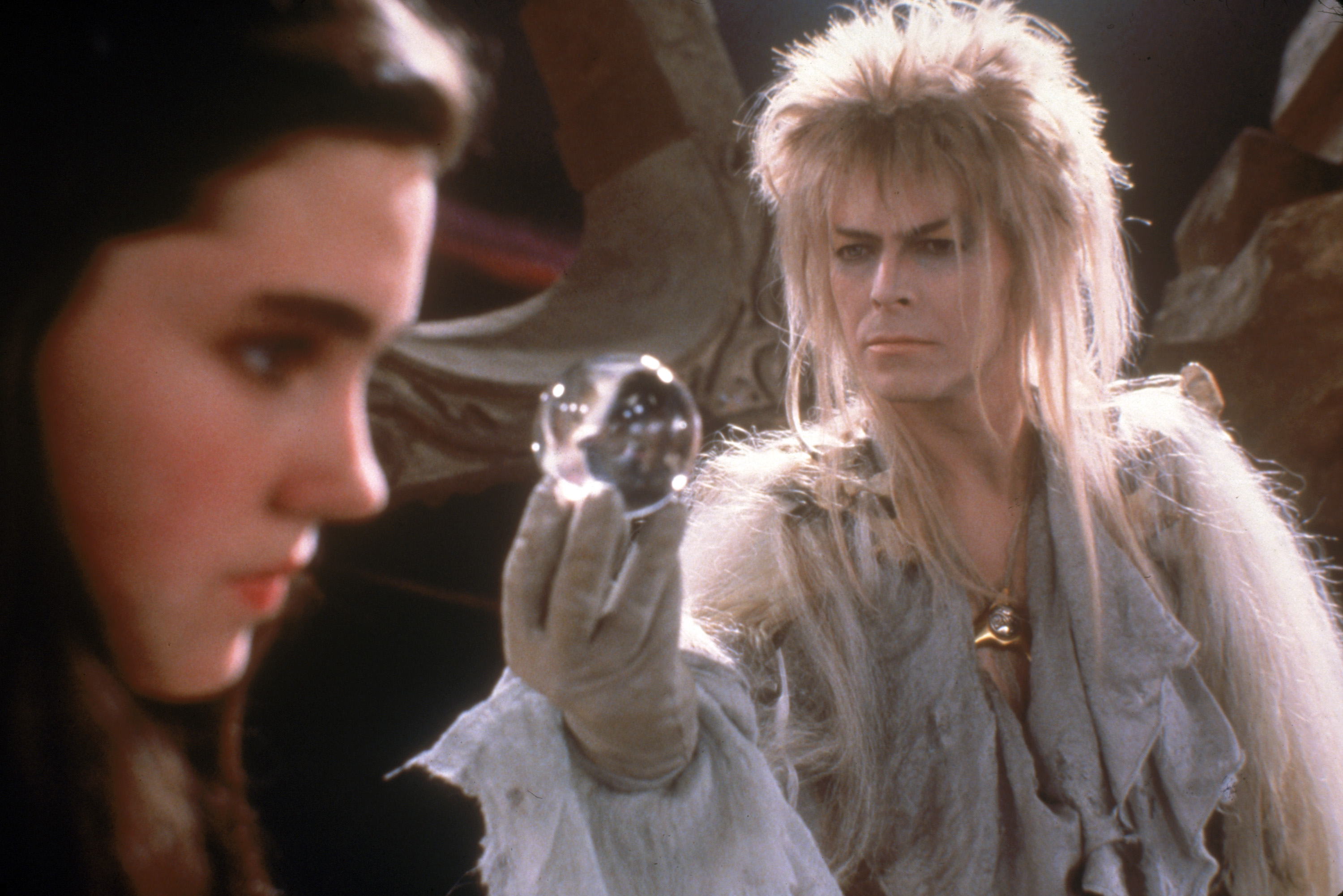 Fathom Events Bringing David Bowie's 'Labyrinth' Back to ... Labyrinth David Bowie