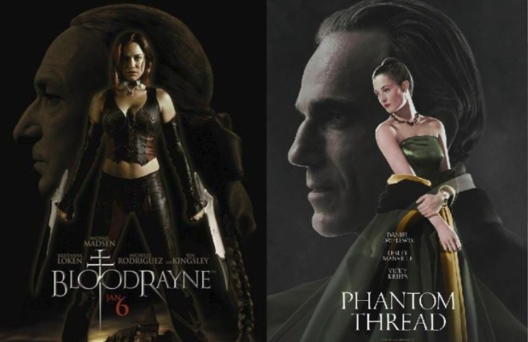 Uwe Boll Calls Out P T Anderson For Stealing Bloodrayne Poster